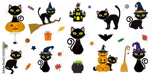 Happy Halloween Canvas-taulu