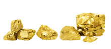 Gold Nugget Set.