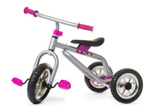 Children's Tricycle Pink Bicycle