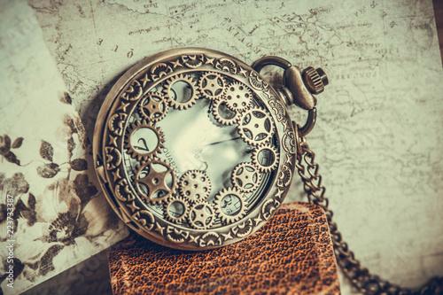 Fotografía  Montre steampunk