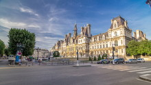Hotel De Ville Or Paris City H...