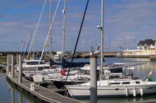 Il Porto Turistico Di Trouville Sur Mer