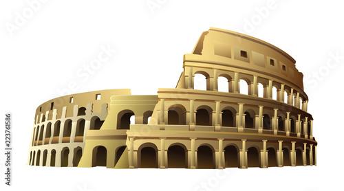 Vászonkép Colosseum