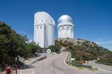4-meter Mayall Telescope And 2.3-meter Steward Observatory, Kitt Peak, Arizona