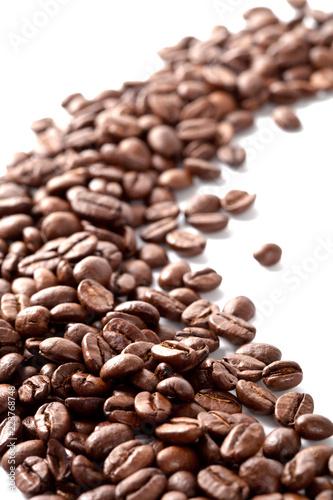 Fotografie, Obraz  coffee beans closeup