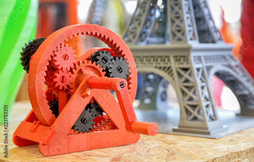 Fotografia  3D Printed Objects