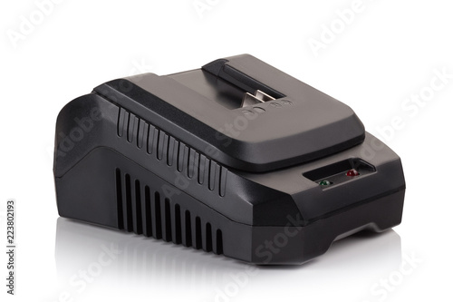 Foto charger for cordless drill