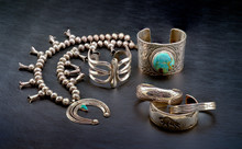 A Collection Of Sterling Silve...