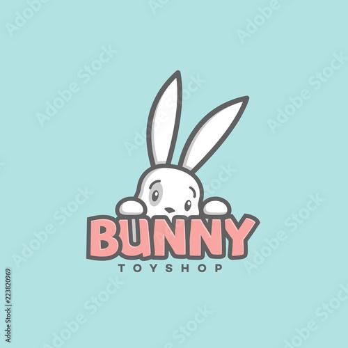 Photographie Bunny logo