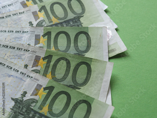 100 Euro notes, European Union
