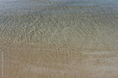 Sfondo Di Sabbia E Acqua Di Mare Buy This Stock Photo And Explore