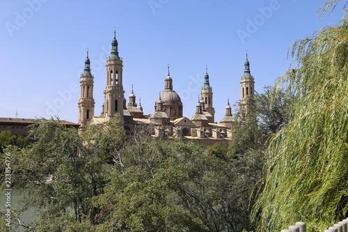Fotografía  Basilica El Pilar