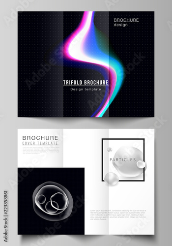 The Vector Layouts Of Modern Creative Covers Design Templates For