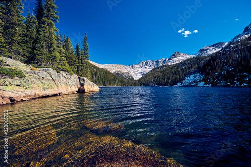 Keuken foto achterwand Verenigde Staten Lake Verna, Rocky Mountains, Colorado, USA.
