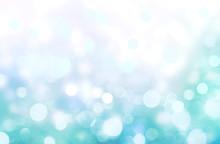 Blurred Blue Green Background,...