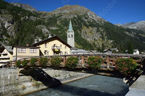 Photo Valle d'Aosta - Gressoney-Saint-Jean