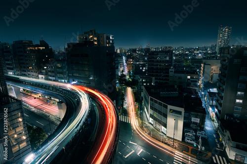 Tokyo vue du ciel Wallpaper Mural