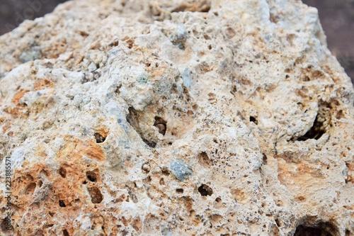 Foto  современный фон камень пемза крупным планом