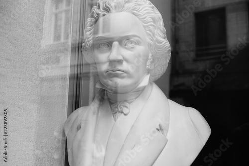 Photo Beethoven Büste