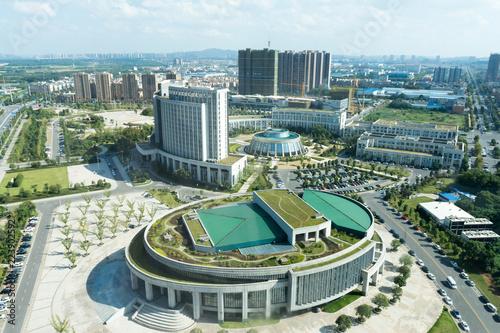 Foto  views of the suburb of Changsha - Wangcheng