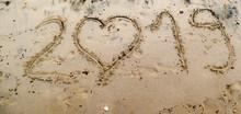 2019 Written On The Sea Sand W...