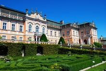 Nové Hrady Castle In Rococo S...