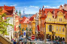 Old Prague Street