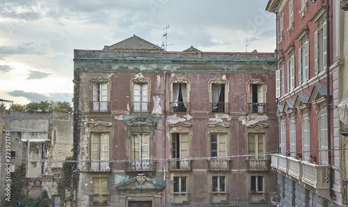 Fotomural The ruins of Cagliari