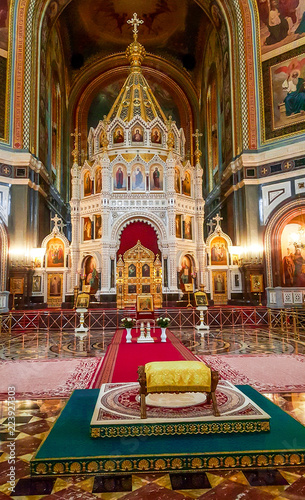 Cathedral Of Christ The Saviour Moscow Russia Buy This