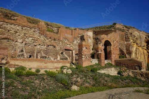Photo villa ruins of nerone at anzio