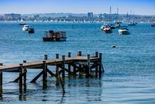 Poole Harbour And Sandbanks Do...