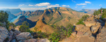 Aerial Of Blyde River Canyon T...