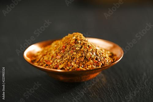 fajita spice mix blend dry
