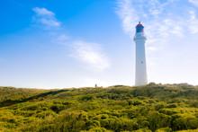 Split Point Light House In Great Ocean Road