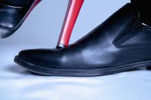 Women's Shoes On Men's Shoe As...