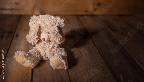 Slika na platnu Child abuse