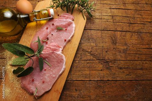 Pork meat ft81014866