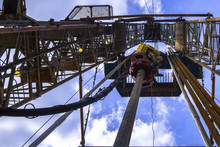 Oil And Gas Drilling Rig Onsho...