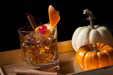 Fall Drinks - Old Fashioned Wh...
