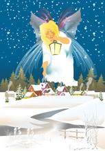 Anioł Stróż Nad Wioską