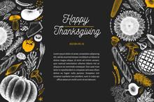 Happy Thanksgiving Day Design ...
