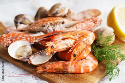 Fotografía  Seafood