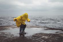 A Boy In A Yellow Raincoat Ju...