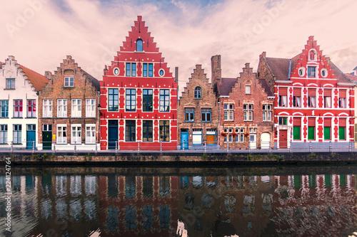 Foto op Canvas Brugge Brugge, Belgium