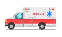 Ambulance Car, Emergency Medic...