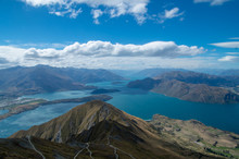 Royce Peak Neuseeland
