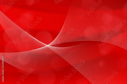 Keuken foto achterwand Fractal waves abstract, blue, red, design, light, wave, wallpaper, illustration, color, texture, backgrounds, backdrop, waves, art, curve, pattern, pink, graphic, motion, silk, fractal, concept, abstraction, line,