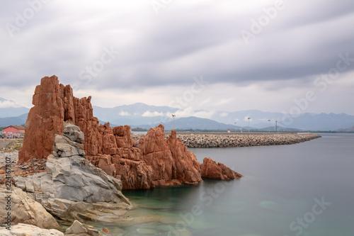 Red Rocks Arbatax, Sardinia Italy