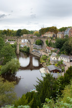 Knaresborough Yorkshire On A D...