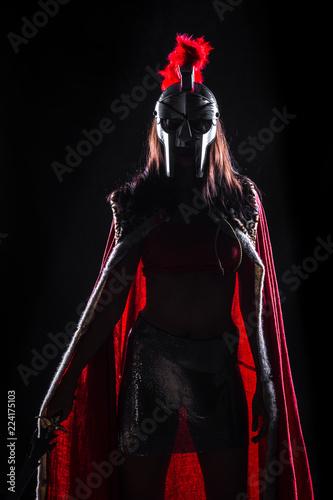 Woman Warrior Amazon